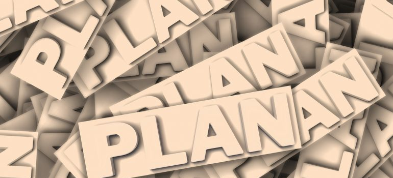 Ultimate cross country relocation guide - plan plan plan