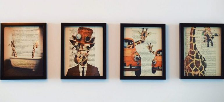 framed-paintings-on-the-wall