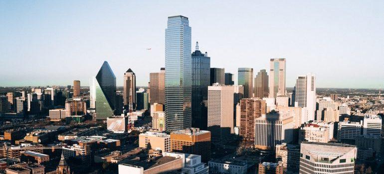 Dallas in Texas