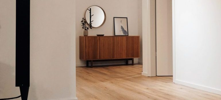 Bulky furniture item - Room By Room Unpacking Guide