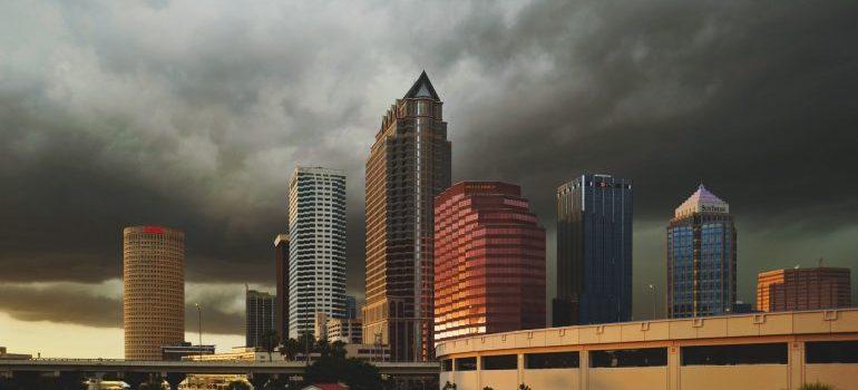 Buildings in Tampa