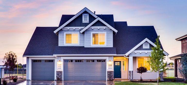 A typical modern Terrell Hills house