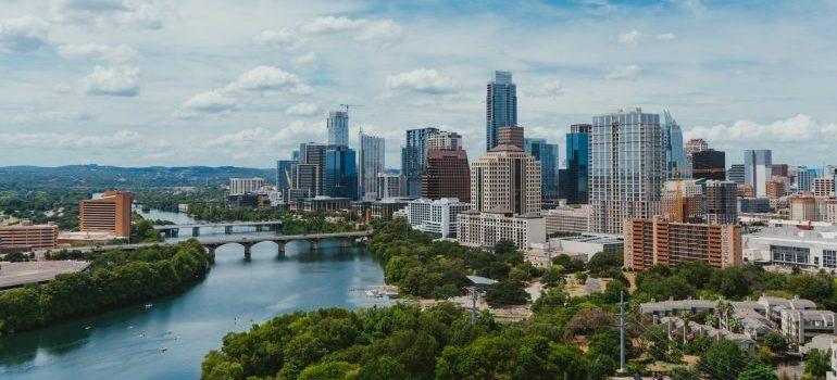 Austin Landscape